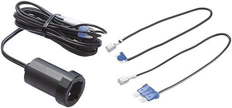 エーモン  電源ソケット DC12V/24V60W以下 ヒューズ電源タイプ 1542