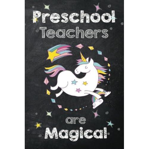 Preschool Teachers Are Magical Preschool Teacher Appreciation Gift