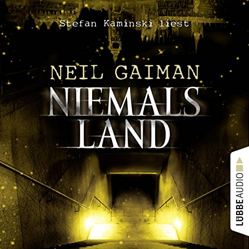 Niemalsland audiobook cover art