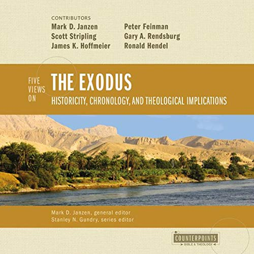 Five Views on the Exodus cover art