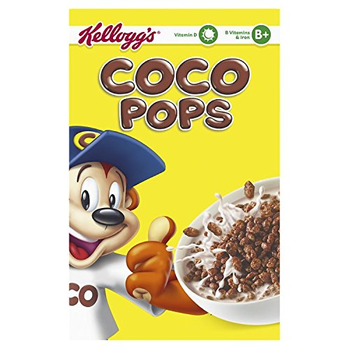 Kelloggs Coco Pops - 40 x 35GM