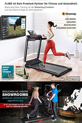 Sportstech FX300 Ultra Slim Laufband - 3