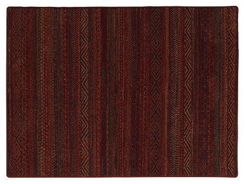 Windsor & Co Stripes Tapis, Laine, Multicolore, 170x235x0,8 cm