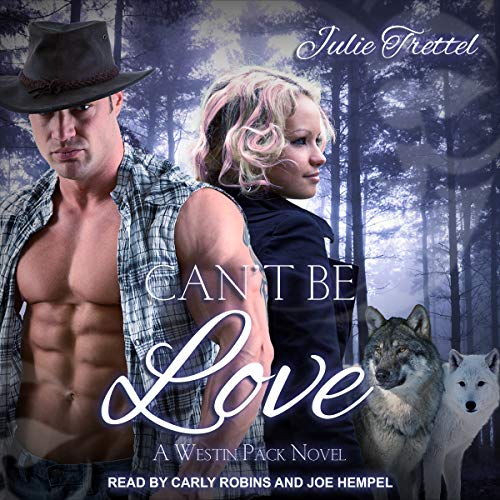 Can't Be Love audiobook cover art