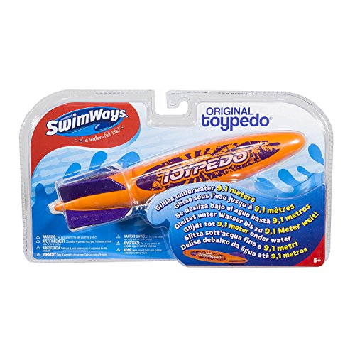 SwimWays 6038049 - Toypedo Original