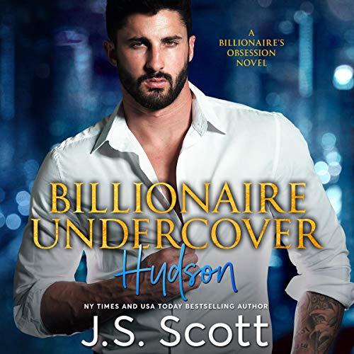 Billionaire Undercover: Hudson cover art