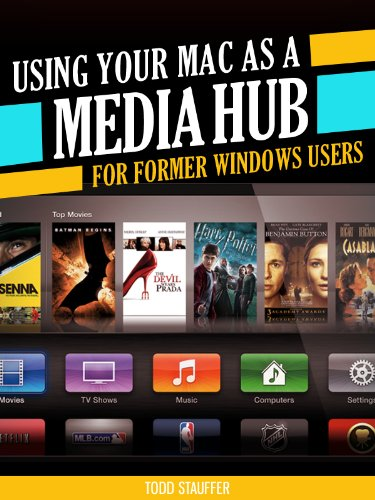 Using Your Mac as a Media Hub for Former Windows Users: With information on iTunes, iCloud, watching TV on a Mac and more. (Tech 101 Kindle Book Series) (English Edition)