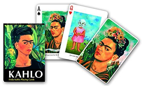 Gibsons Piatnik Frieda Kahlo - Carte da gioco