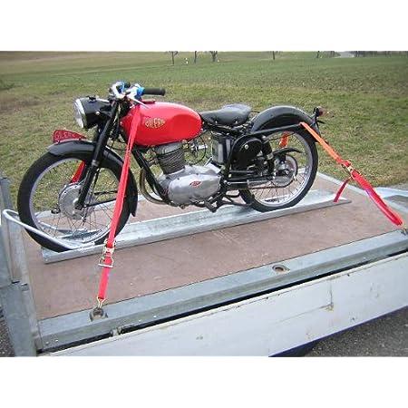 Mabu Kontor Motorradschiene Standschiene Auto