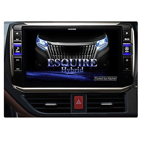 Alpine (Big X Esquire 80-serie navigatiesystemen voor auto's, 11 inch (11 cm), Big X < 2.018 jaar model-> EX11Z-EQ