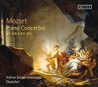 モーツァルト : ピアノ協奏曲 第18番、第19番 (Mozart : Piano Concertos KV 456 & KV 459 / Arthur Schoonderwoerd , Cristofori) [輸入盤]