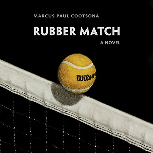 Rubber Match audiobook cover art