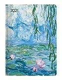 Alpha Edition - Agenda Settimanale Ladytimer 2021, Formato Tascabile 10,7x15,2 cm, Monet, 192 Pagine