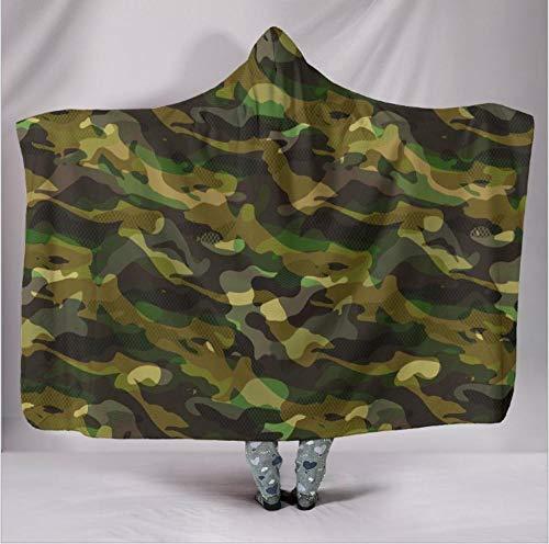FFCLZ Estilo Militar Camuflaje 3D impresión Digital