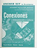 Conexiones: Answer Key to Sam: Comunicacion y Cultura