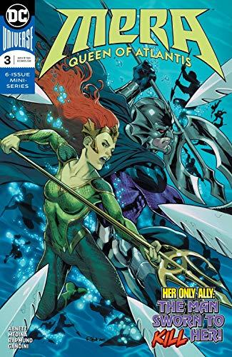 Download Mera: Queen of Atlantis (2018) #3 (Mera Queen of Atlantis (2018)) (English Edition) B07B6H5HX3