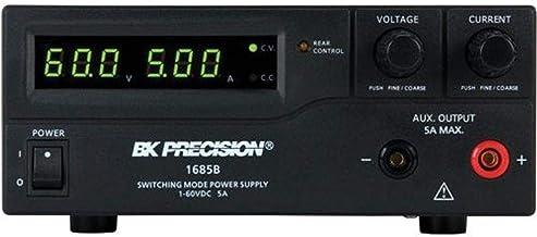 B&K Precision 1685B Switching Bench DC Power Supplies, 1-60V, 5A