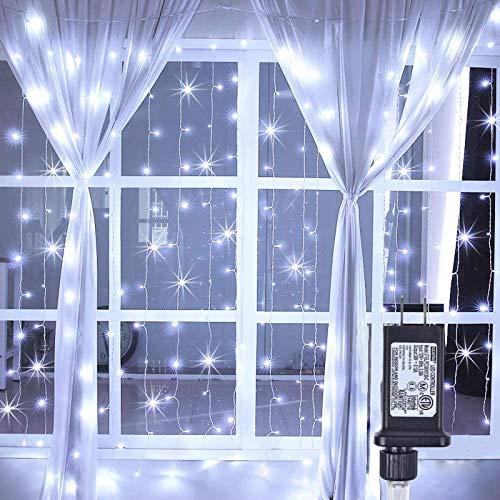 300 LED Curtain Lights