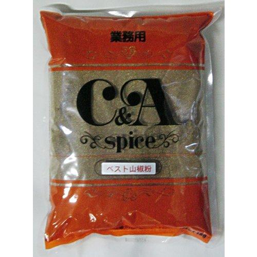 甘利香辛食品 ベスト山椒粉 1kg