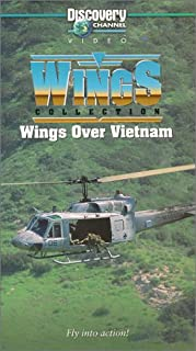 Wings Collection:Wings Over Vietnam [VHS]
