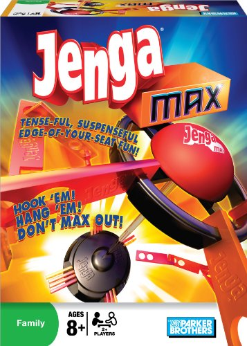 Parker Brothers Jenga Max: Amazon.es: Juguetes y juegos
