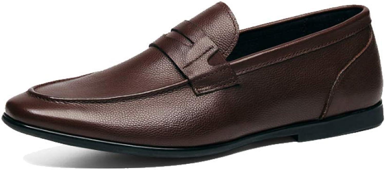 XYCSZQ Einzelne Schuhe Der Männer Bequemes Geschäft Der Weichen Arbeit Nach Hause Fahren B07KWD4CQG  | Authentische Garantie