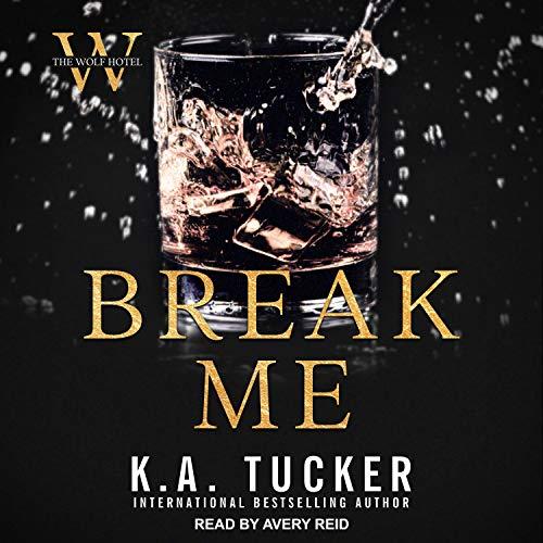 Break Me cover art