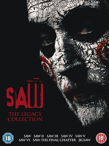 Saw: The Legacy Collection [DVD] [2017]