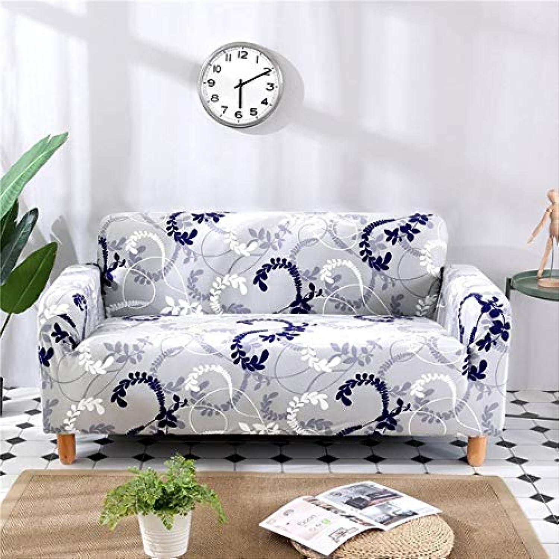 Elastic Sofa Cover Set for Living Room Sofa Towel Slip-Resistant Sofa Covers for Pets Strech Sofa Slipcover   colour15, 2-Seater 145-185cm