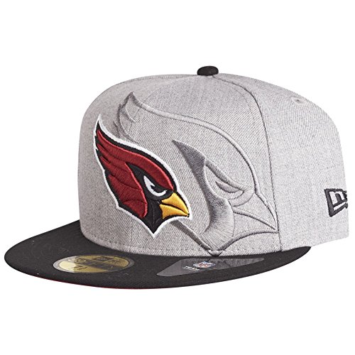 New Era 59Fifty Cap - SCREENING Arizona Cardinals - 7 3/4