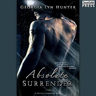 Absolute Surrender audiobook cover art