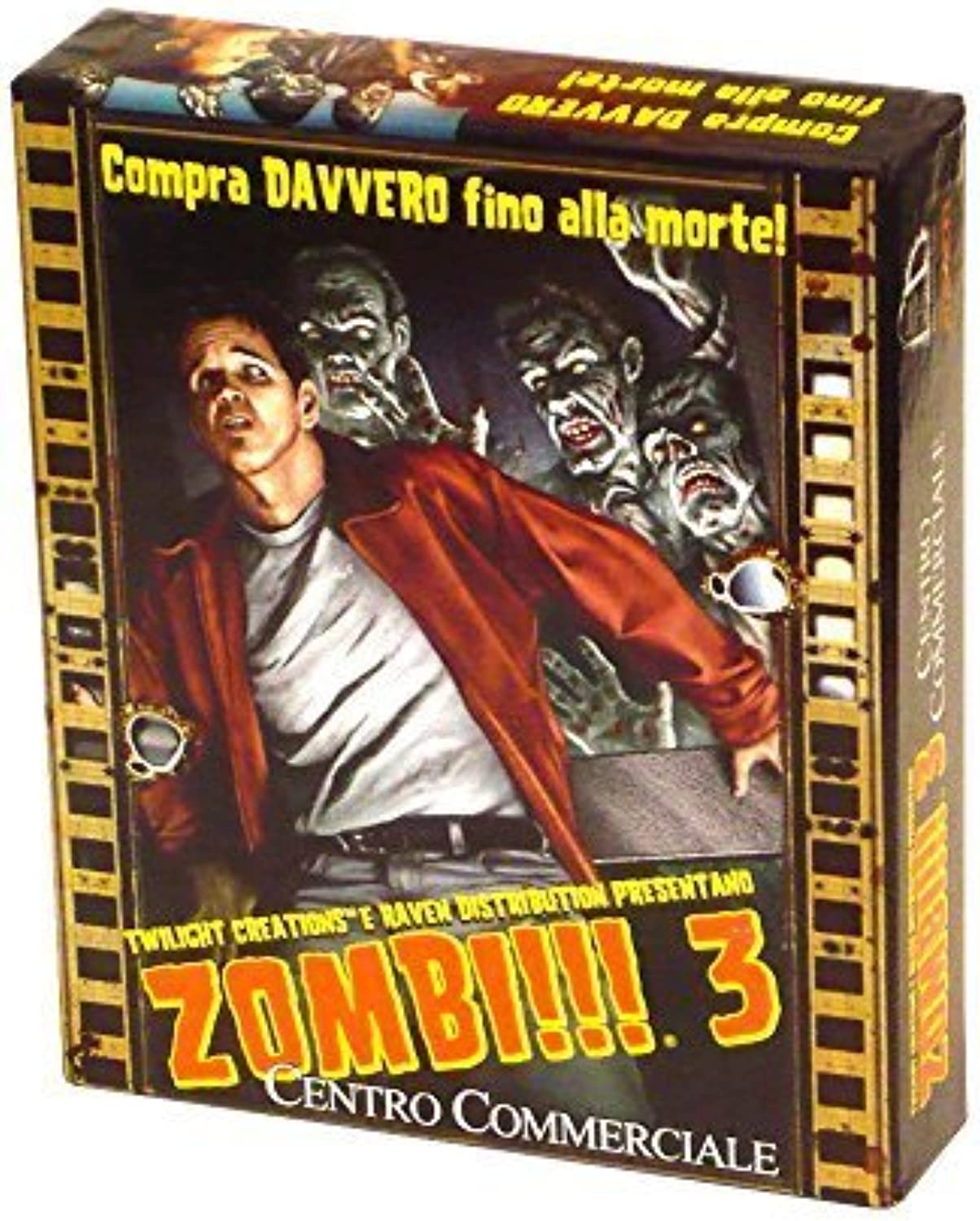 Zombies    3 Mall Walkers 2nd ed by Twilight Creations