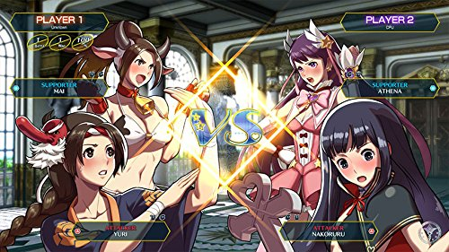 Snk Heroines: Tag Team Frenzy - Nintendo Switch