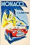 Poster 20 x 30 cm: Monaco (französisch) von Travel
