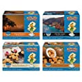 Kauai Coffee Single-Serve Pods, Variety Pack – 100% Arabica Coffee from Hawaii's Largest Coffee Grower, Compatible with Keurig K-Cup Brewers - 48 Count