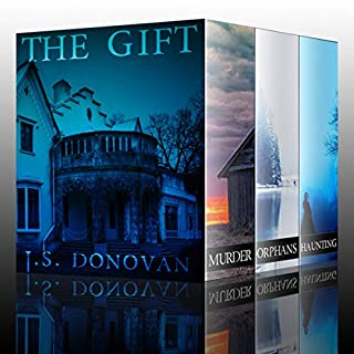 The Gift                   By:                                                                                                                                 J.S Donovan                               Narrated by:                                                                                                                                 Tia Rider Sorensen,                                                                                        Aundrea Mitchell                      Length: 34 hrs and 18 mins     1 rating     Overall 5.0