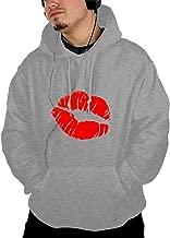 Ranhkdn A Goldon Dragon in Tribal Style Drawstring Hoodies Hooded Pullover Sweatshirt Pockets