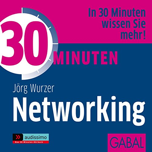30 Minuten Networking cover art