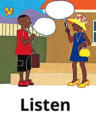listen: Children's picture book (English Edition)
