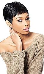 top 10 velvet remi hair TARA 1-2-3 27PCS (1B Off Black) – Outre Velvet Remy 100% Human Hair