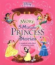 Disney Princess: More 5-Minute Princess Stories (5-Minute Stories)
