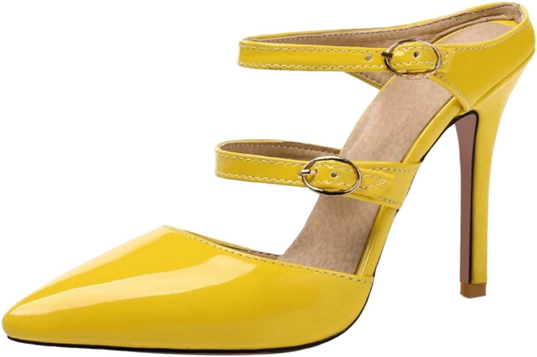 AicciAizzi Women High Heel Sandals Pointy