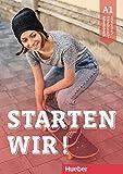 STARTEN WIR! A1 Ab+CD-Audio (ejerc.): Arbeitsbuch A1: Vol. 1