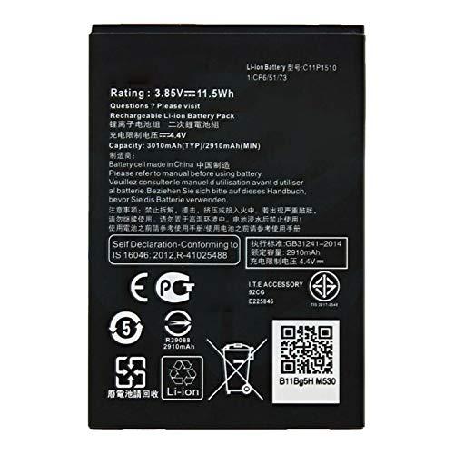 Ellenne Batteria Compatibile con ASUS ZENFONE Go TV ZB551KL C11P1510 AD Alta capacità 3010MAH con Kit SMONTAGGIO Incluso by Store