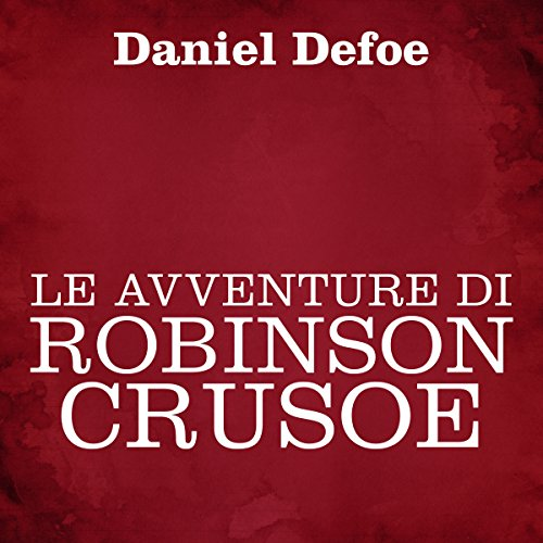 Le avventure di Robinson Crusoe cover art