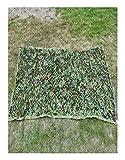 XCYYBB Red de Camuflaje,Camouflage Netting Camouflage Net Mallas de Protección Ejército Combate Militar Táctico para Caza al Aire Libre Sombra Proteger del Viento -Red de Camuflaje 10x15m(33x49ft)