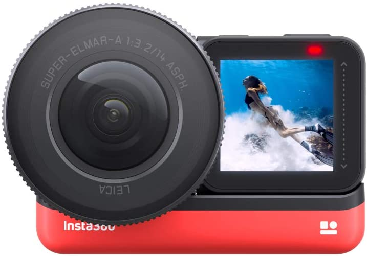 Weekly update Insta360 ONE R 1-Inch Houston Mall Edition Co-Engineered with Leica 5. –