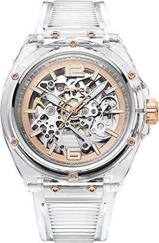 Police Herren-Uhren Analog Automatik One Size 87697037