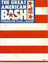 NWA Wrestling Program: The 1985 Great American Bash