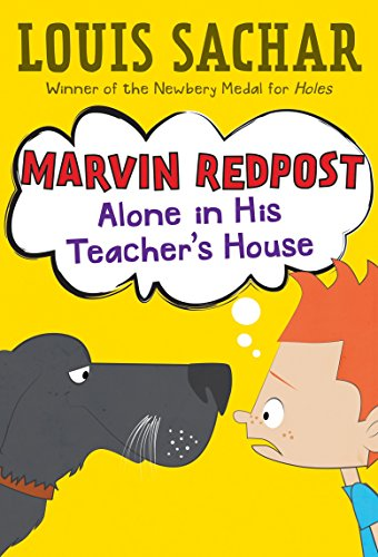 Marvin Redpost #4: Alone in His Teacher's Houseの詳細を見る